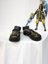 .hack//G.U. Cosplay Kuhn Leather Cosplay Shoes