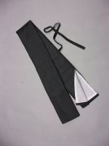 Black & White Cosplay Swords Bag