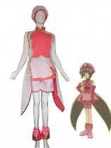Cardcaptor Sakura Cosplay Sakura Kinomoto Cute Second Cosplay Costume
