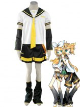 Character Vocal Series Len Suit Cosplay Costume