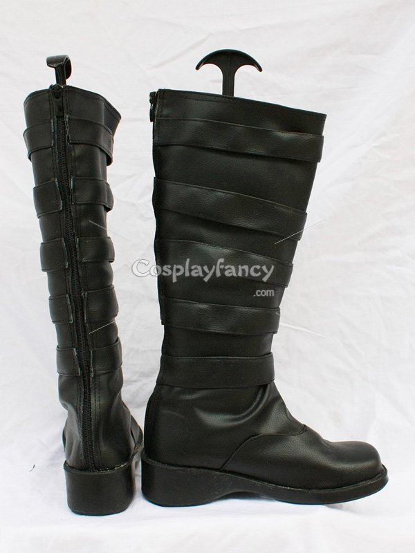 D.Gray-Man Lavi Rabi Cosplay Boots