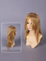 Death Note Misa Amane Golden Cosplay Wig