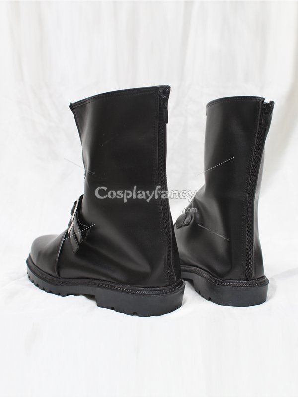 Devil May Cry Dante Black Cosplay Show Boots
