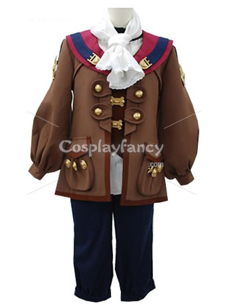 Final Fantasy XI AF Cosplay Costume