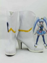 Happiness Charge Pretty Cure Hime Shirayuki & Cure Princess Cosplay Boots