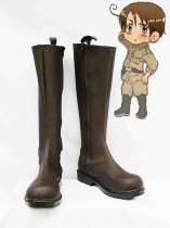 Hetalia Cosplay Axis Powers South Italy Cosplay Boots