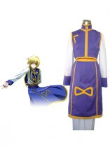 Hunter X Hunter Cosplay Kurapika Cosplay Costume