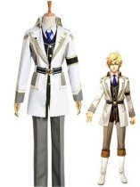 Kamigami no Asobi Apollon Agana Belea School Uniform Cosplay Costume