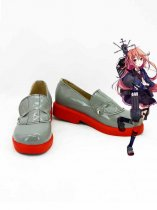 Kantai Collection Fleet Girls Uzuki Cosplay Shoes
