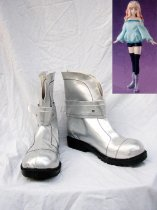 Macross Frontier Sheryl Nome Short Cosplay Boots
