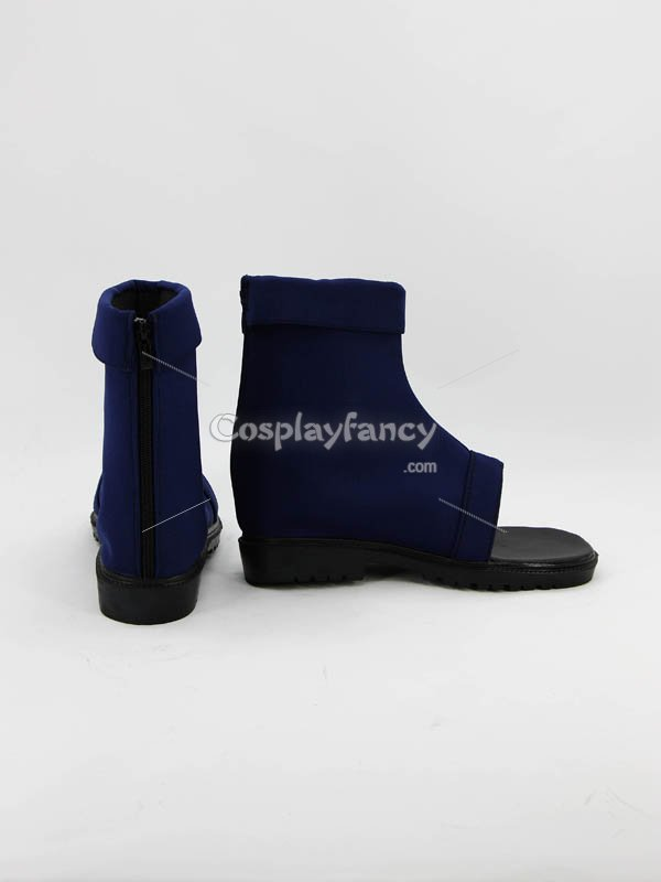 Naruto Cosplay Ninja Blue Cloth Cosplay Boots