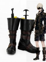 NieR Automata 9S Video Games Cosplay Boots