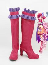 No Game No Life Stephanie Dola Cosplay Boots