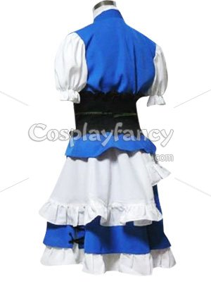 Phantasmagoria Of Dim Dream Coplay Komachi Onozuka Cosplay Costume