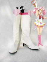 Sailor Moon Chibi Usa / Sailor Chibimoon Cosplay Boots