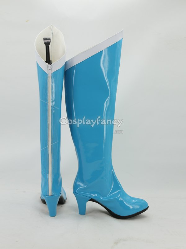 Sailor Moon Cosplay Sailor Mercury Anime Cosplay Boots