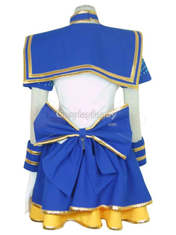 Sailor Moon Cosplay Sailor Mercury Cosplay Costume