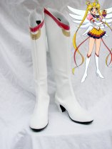 Sailor Moon Living Theatre Tsukino Usagi Cosplay Boots