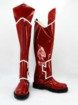 Sword Art Online Cosplay Kirito Red Coslay Boots