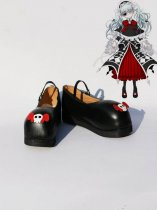 Axanael Black Female Cosplay Shoes