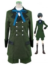 Black Butler-Ciel Phantomhive First Cosplay Costume