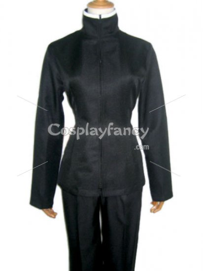 Black Butler Cosplay Undertaker Black Cosplay Costume - Click Image to Close