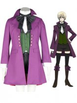 Black Butler II Alois Trancy Cosplay Costume