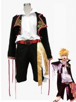 Vocaloid Sandplay Singing Of The Dragon Len's Uniform Cosplay Costume