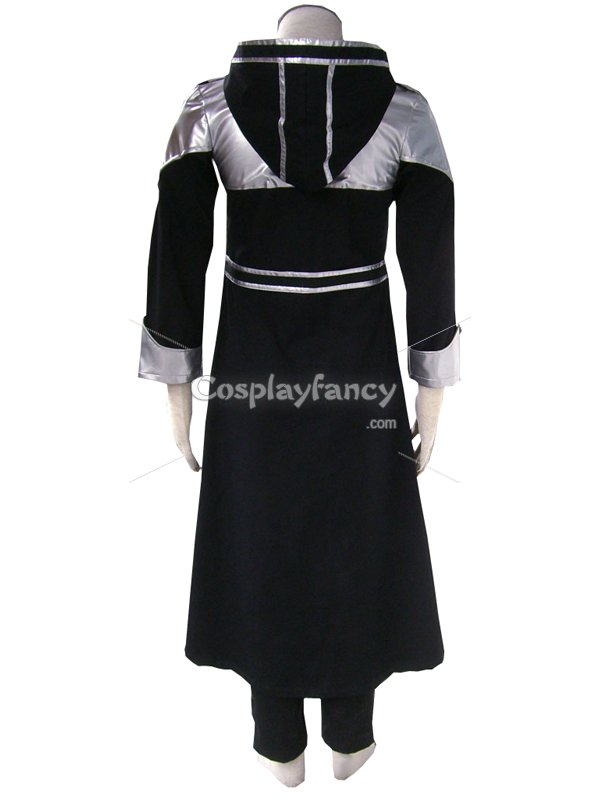 D.Gray-man Cosplay Exorcist Allen Walker First Cosplay Costume