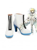 Fate/EXTRA CCC Saber Bride Cosplay Boots