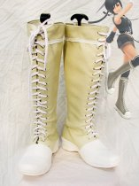 Final Fantasy 7 Cosplay Yuffie Kisaragi Cosplay Boots