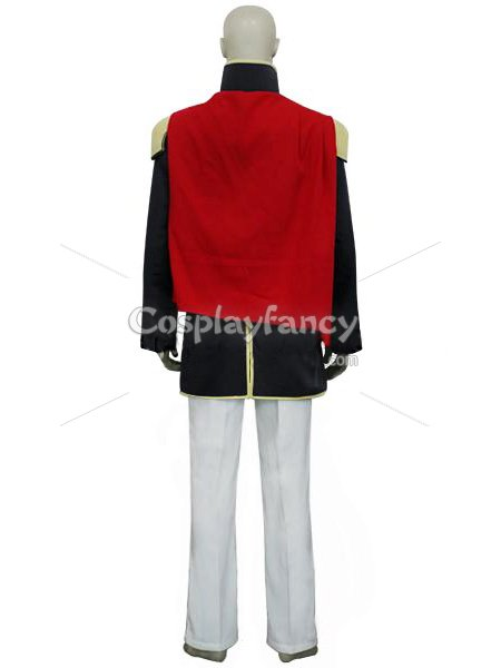 Final Fantasy Type-0 Rubrum Magic School Girl Uniform Cosplay Costume