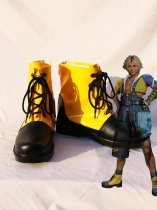 Final Fantasy X Cosplay Tidus Show Boots