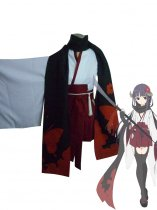 Inu x Boku SS Ririchiyo Shirakiin Demon Form Cosplay Costume