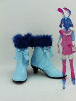 KARNEVAL Kiichi Light Blue Cosplay Boots