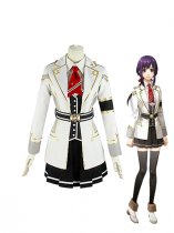Kamigami no Asobi Yui Kusanagi School Uniform Cosplay Costume