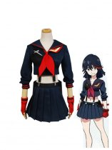 Kill la Kill Ryuko Matoi Senketsu Cosplay Costume/Dress
