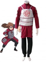 Naruto Cosplay Choji Akimichi Teenager Uniform Cosplay Costume