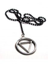 Naruto Cosplay Hidan Cosplay Necklace