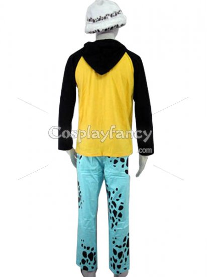 One Piece Cosplay Trafalgar Law Cosplay Costume - Click Image to Close