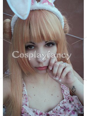 Sailor Moon Tsukino Usagi Cosplay Wig