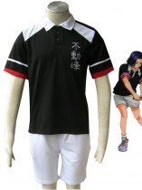 The Prince Of Tennis Cosplay Fudomine Summer Garment Cosplay Costume