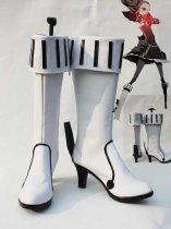 Unlight The Monitor Redgrave Hight Heel Cosplay Boots
