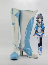 Vocaloid China Project Luo Tianyi Cosplay Boots