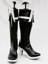 Vocaloid Cosplay Black Rock Shooter High Boots