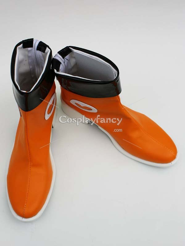 Vocaloid Hatsune Miku Sing & Smile Version Cosplay Boots