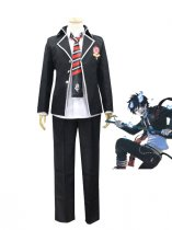 Ao no Exorcist Rin Okumura School Uniform Cosplay Costume
