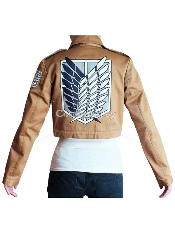 Attack on Titan Scouting Legion Uniform Cosplay Costume