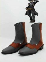 BlazBlue Cosplay Hazama Short Cosplay Boots