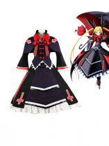 BlazBlue Cosplay Rachel Alucard Cosplay Costuem/Gothic Lolita Dress